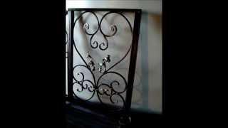 кованые перила(, 2013-08-04T09:34:40.000Z)