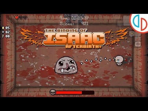 The Binding of Isaac: Afterbirth+ (Works Great!) - yuzu Emulator (Canary 1285) - Nintendo Switch - 동영상