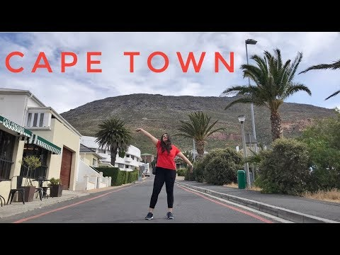 Pakistani Girl exploring Cape Town, South Africa! (Urdu/Hindi)