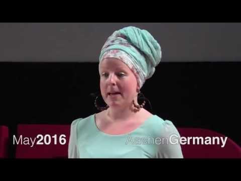 The beauty in being vulnerable | Lisa Haalck | TEDxRWTHAachen