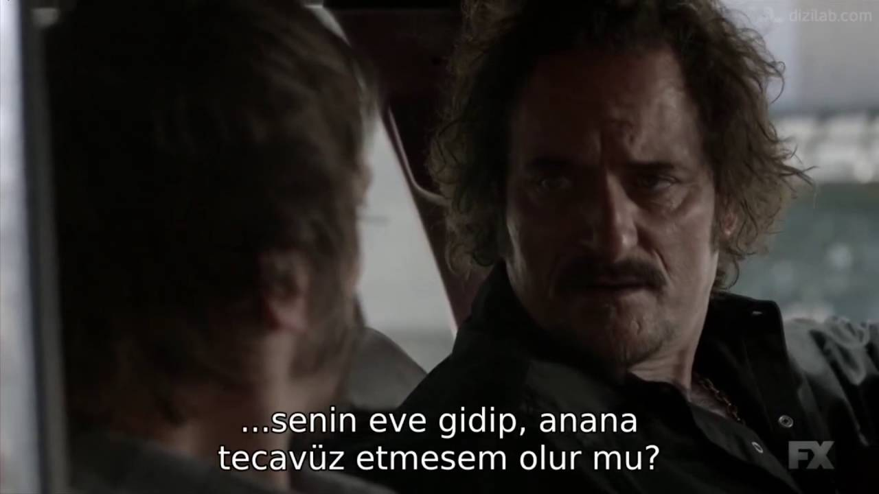Download Sons of Anarchy 7. Season 2. Part Tig and Rat's Speaking Scene