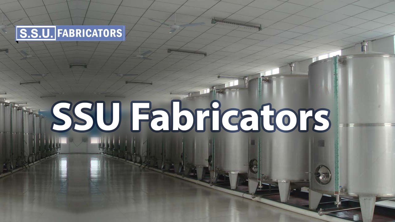 SSU Fabricators mfrs of Stainless steel SS Fabrication at Mahadevapura in Bengaluru