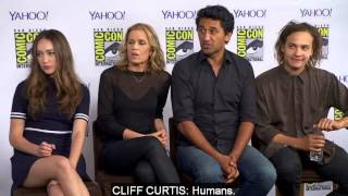 Comic Con 2015 - Fear The Walking Dead: Cast Interview