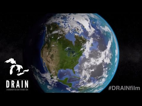 What affects water levels of the Great Lakes? - DRAIN Documentary | DRAIN