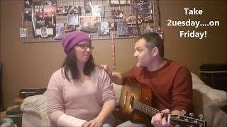 Still The Same - Sugarland Acoustic cover by Take Two