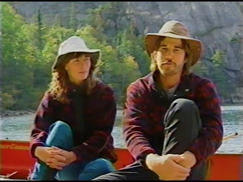 Fall 1996 Gary and Joanie McGuffin featured on the Discovery Channel: Lake Superior Provincial Park