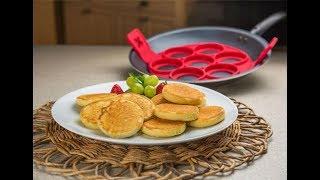 Силиконовая форма для Оладьи И не только,(Silicone molds for Pancakes)