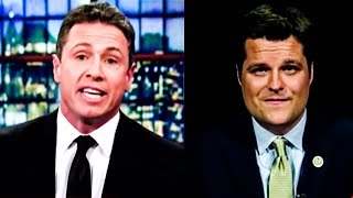 Chris Cuomo HAMMERS Republican Doofus After He Lies On Live TV