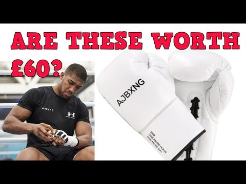 AJBXNG BOXING GLOVES REVIEW-ARE THEY WORTH £60?