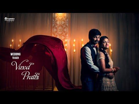 Wedding Teaser | Vinod♥Prathi | Graphika Photography