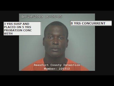 Beaufort murder suspect has lengthy criminal history