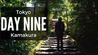 Tokyo Day #9! Day Trip to Kamakura