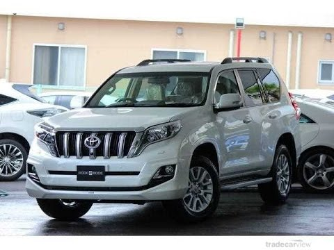 2016 Toyota Prado Limited Startup And Review