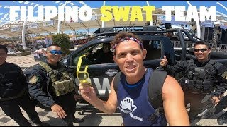 STOPPED BY THE POLICE AT A FILIPINO FESTIVAL IN MINDANAO... (Agusan Del Sur, BecomingFilipino)