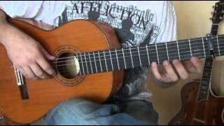 Испанская гитара фламенко. Урок 14 (Не Дидюля)