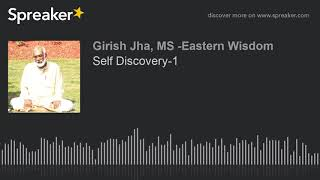 Self Discovery-1