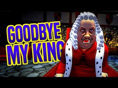 GOODBYE NEIGHBOR, HELLO KING - Goodbye My King Gameplay