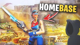 """break your HOMEBASE for your guns back... 😖😈"" (Scammer Gets Scammed) In Fortnite Save The World"