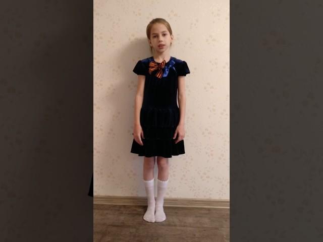 Изображение предпросмотра прочтения – МарияОпалева читает произведение «На фотографии в газете» Р.Ф.Казаковой