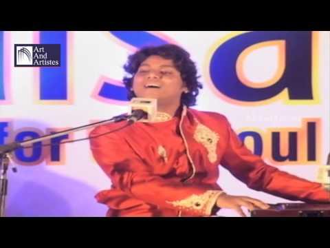 Bekarari Si Bekarari Hai | Ranjeet Rajwada Ghazal | LIVE Performance | Idea Jalsa | Art and Artistes