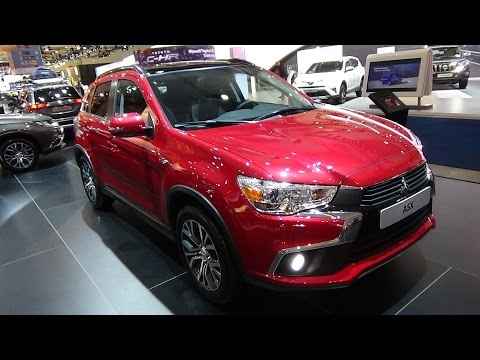 2017 Mitsubishi ASX Instyle - Exterior and Interior - Auto Show Brussels 2017