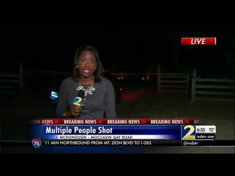 3 killed in quadruple shooting in Henry County