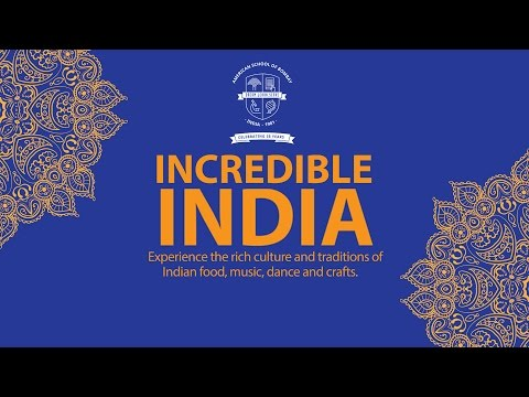 ASB - Incredible India 2016