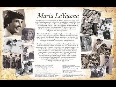 Maria Layocona History of Jamaica in Pictures
