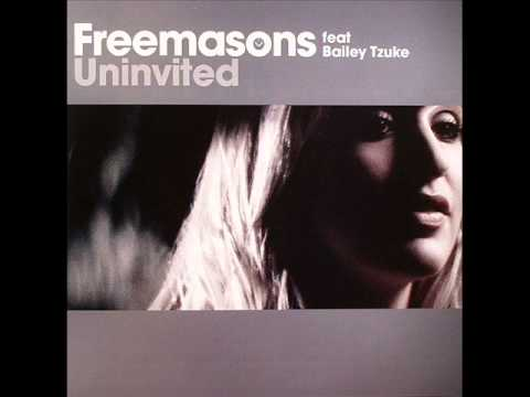 Uninvited - Freemasons Feat. Bailey Tzuke (club Version)