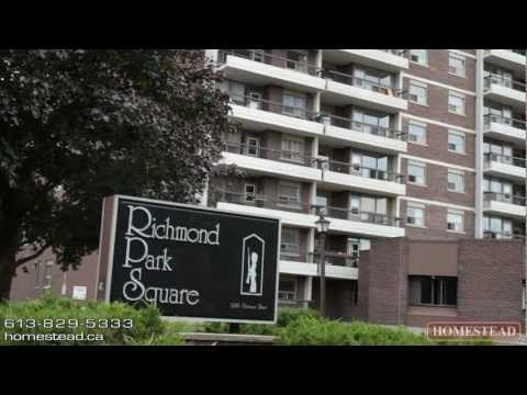 Ottawa Apartments for Rent - Richmond Park Square I - 1285 Richmond Road