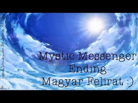 Mystic Messenger Ending - Magyar Felirat :) (Han&Sirius-Like the Sun in the Sky[밝게 빛나는 태양처럼]) FULL