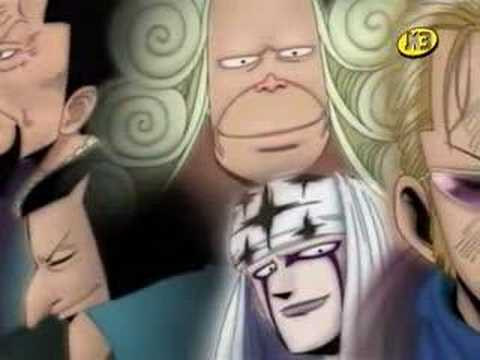 One Piece ending 7 - Glory ~ Kimi ga iru kara (CAT)