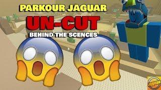PARKOUR JAGUAR (UNCUT) ROBLOX CRITICAL STRIKE GAMEPLAY