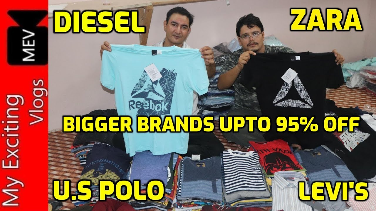 US POLO AT RS 230| ZARA AT RS 400 | DIESEL, MUFTI, LEVI'S, NIKE, ADIDAS AT  CHEAPEST PRICE EVER