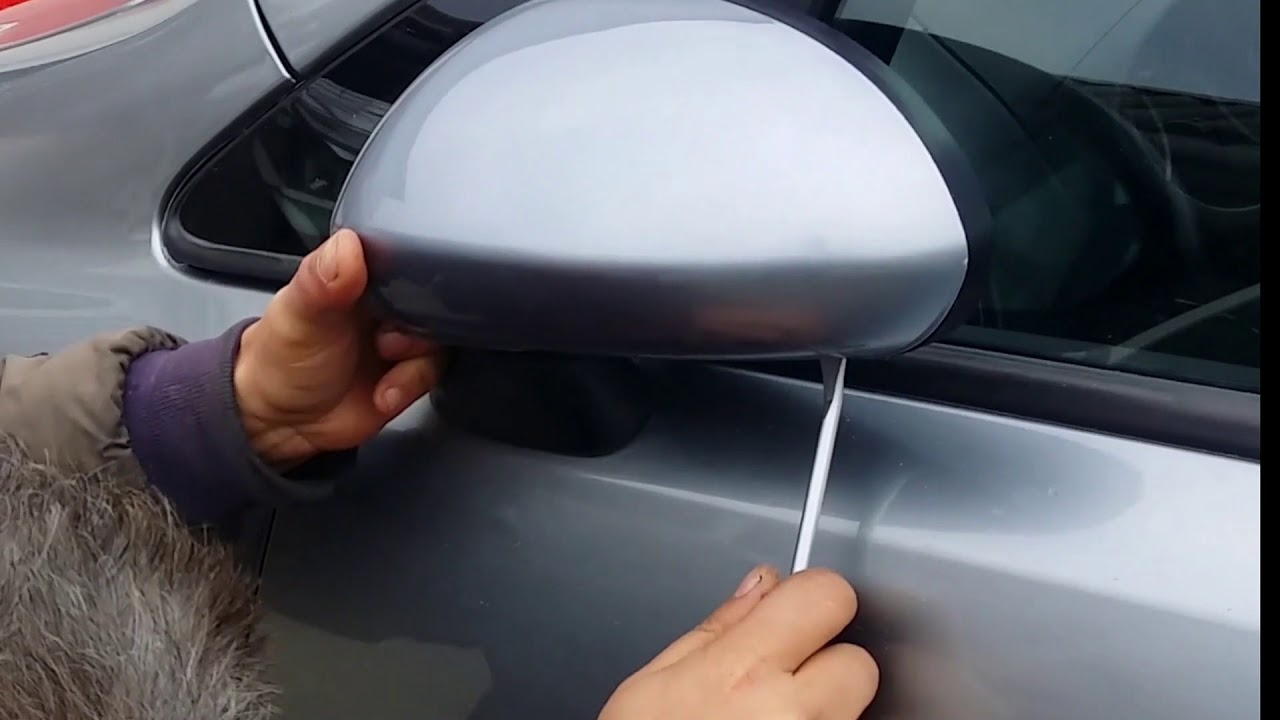 Opel Corsa D 2006 2014 How To Replace A Car Door Mirror