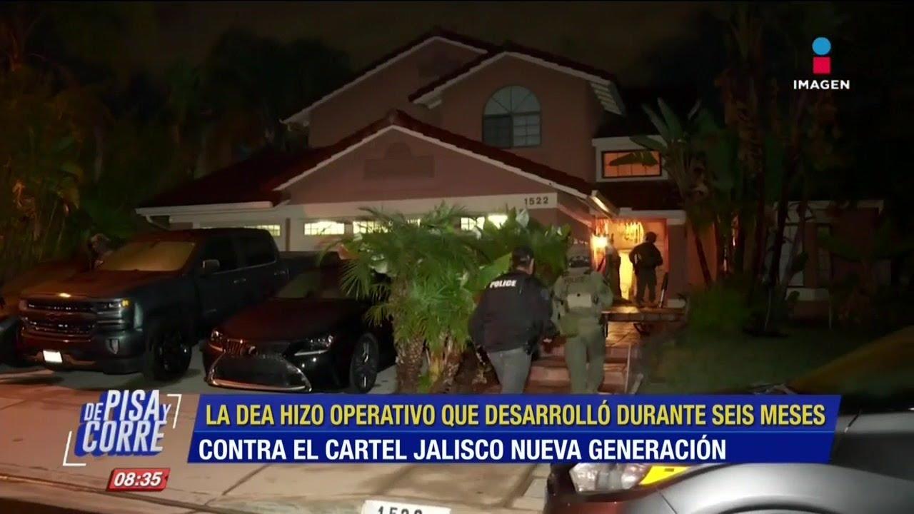 Mexico arrests alleged Santa Rosa de Lima Cartel boss 'El Marro ...