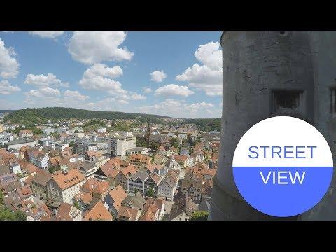 STREET VIEW In Heidenheim An Der Brenz In GERMANY