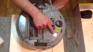 обзор на робот-пылесос KITFORT KT-501-4