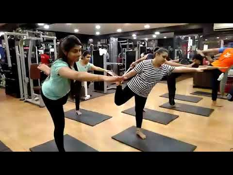 Energie Gym- Power Yoga Class Session!