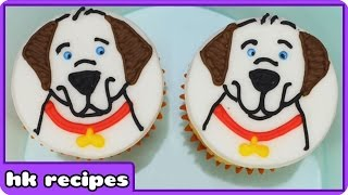Ben Cupcakes | Special Cupcakes For Our Cartoon Show The Adventures Of Annie & Ben By HooplaKidz