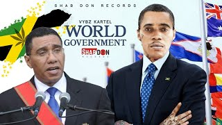 Would You V0TE Vybz Kartel? Andrew Holness Listen | Popcaan Shout Addi
