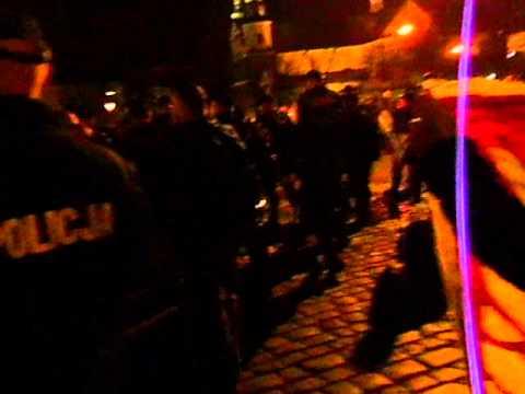 """11/11/2014, Kraków. 11. Narodowcy i """"Gazeta Polska"""" / Nationalists and """"Gazeta Polska"""""""
