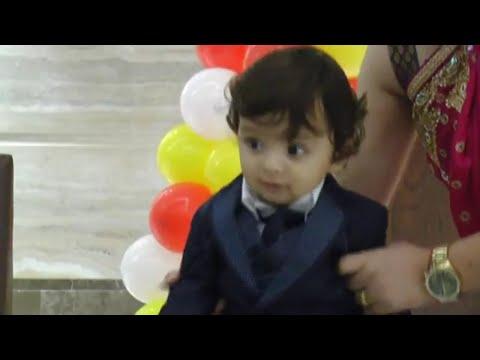 Aarav's 1st Bday at Radisson Blu Jammu