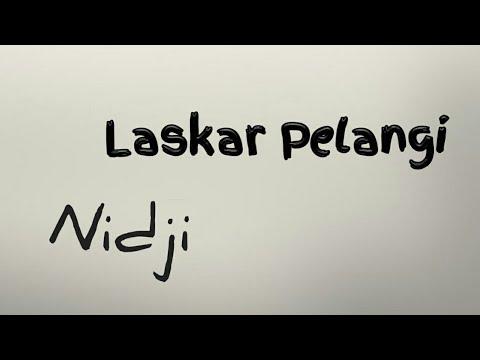 Laskar Pelangi - Nidji | Lagu Karaoke