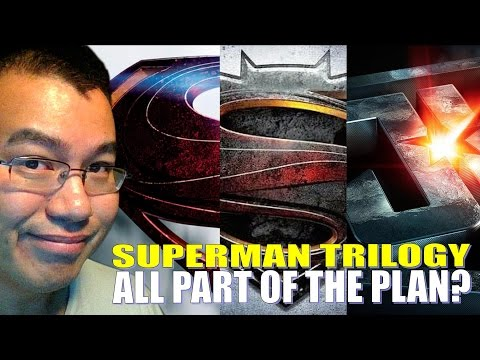 Superman Trilogy - All Part of the Plan? Zack Snyder