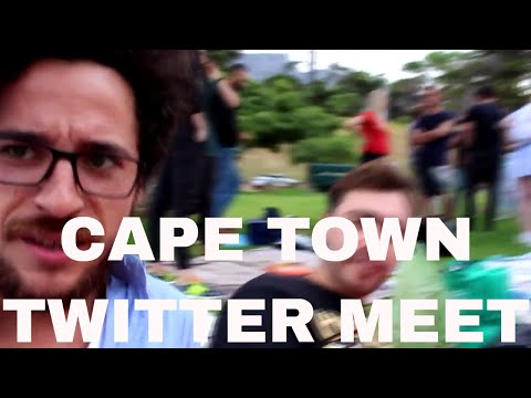 Twitter is better than Facebook aka Cape Town Twitter meet up