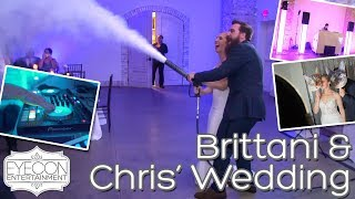 Brittani & Chris - Eyecon Cannon, Preferred Package -  Wrightsville Manor