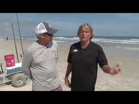 How To Catch Pompano & Whiting- Surf Fishing