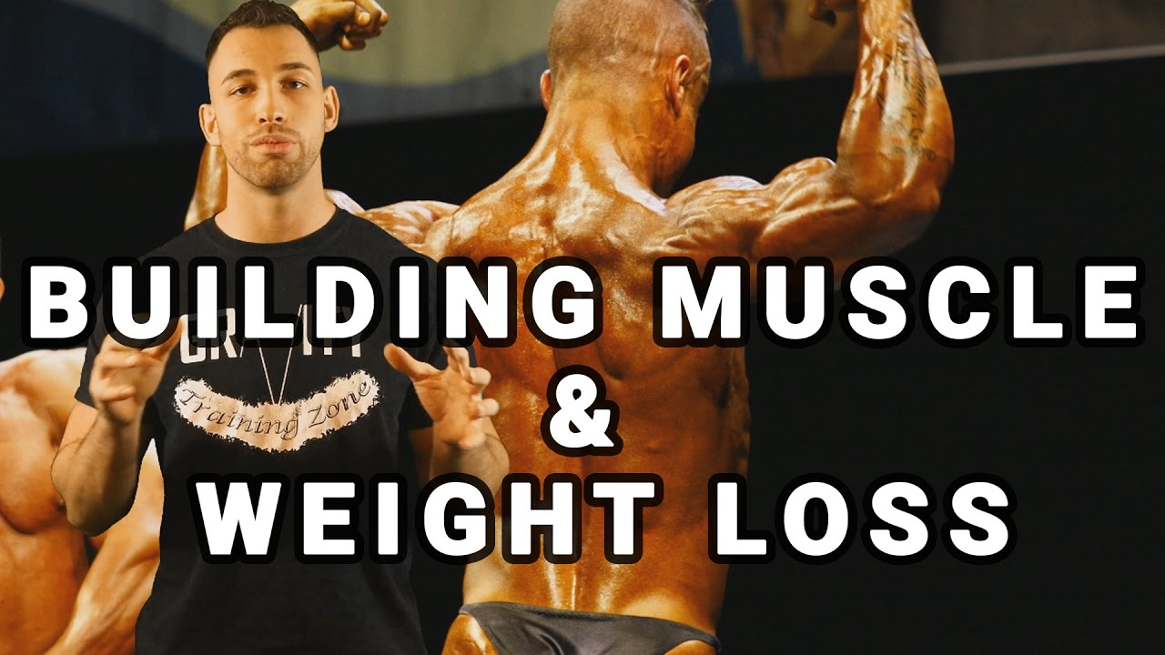 how much protein to eat to lose weight and build muscle