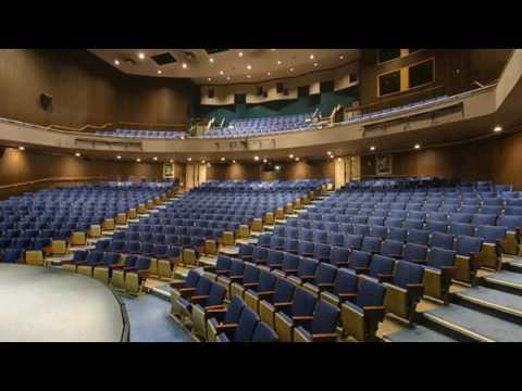 Floor Plan Queen Elizabeth Theatre Vancouver